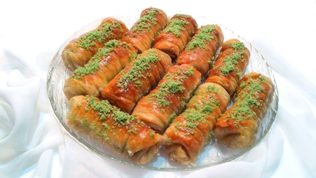 Пахлава Турецкая ✧ baklava ✧ Турецкая Кухня