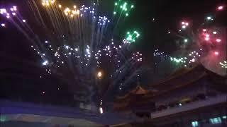 2020.02.08日台南土城正統鹿耳門聖母廟-啟炮開幕