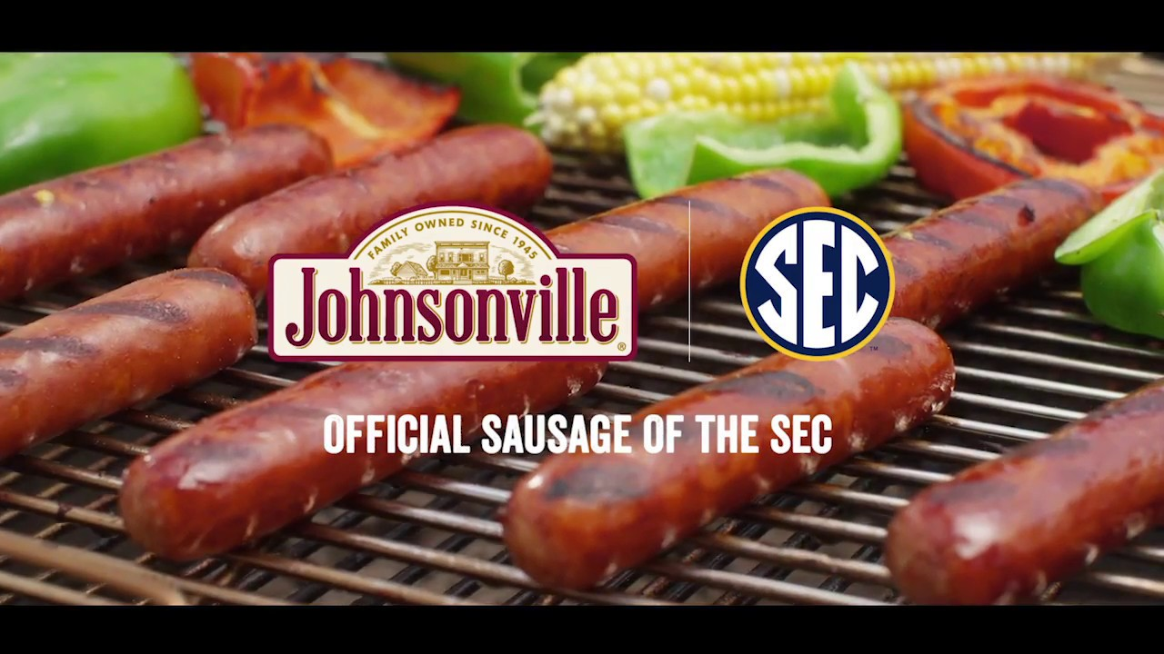 Johnsonville   Official Sausage Of The SEC