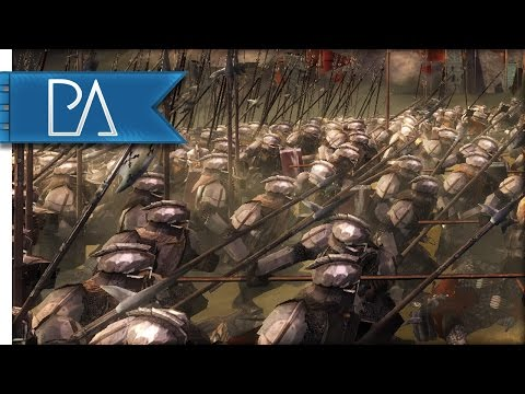 RECLAIMING MORIA - Third Age Total War Mod Gameplay