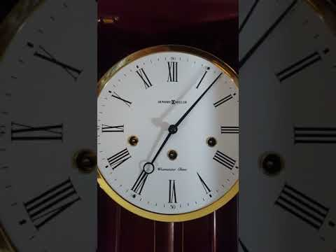 Howard Miller Milan wall clock