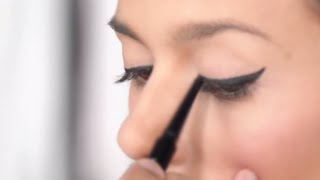 How to Apply Diorshow Pro Liner for a Perfect Precise or Bold Line | Sephora