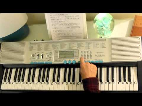 Oh Tannenbaum Keyboard.How To Play O Christmas Tree O Tannenbaum Letternoteplayer