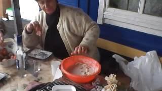 023на даче в Пупышево август 2016 Вася Башнин Оля Макеева-Сойтонен Люда алексеева