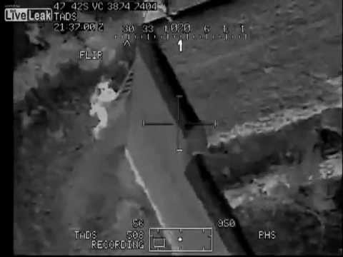 US Army Rangers Take Out Taliban Fighter