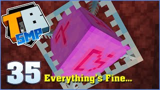 End Crystals... Everything's Fine | Truly Bedrock Season 2 Episode 35 | Minecraft Bedrock Edition
