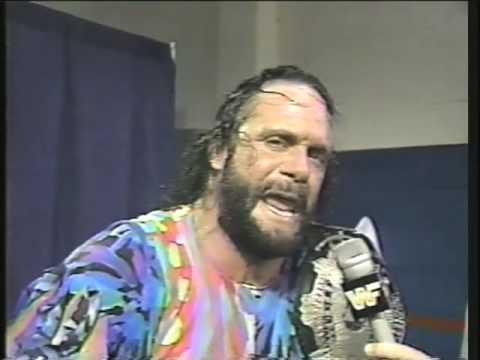 Randy Savage promo for Summerslam 1992