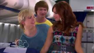 "Debby Ryan & Ross Lynch - ""Face to Face"" Clip from ""Austin & Jessie & Ally"""