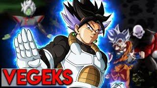Die Fusion von Vegeta & Trunks in Dragon Ball Heroes?
