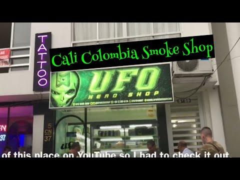 Cali Colombia - UFO Head Shop
