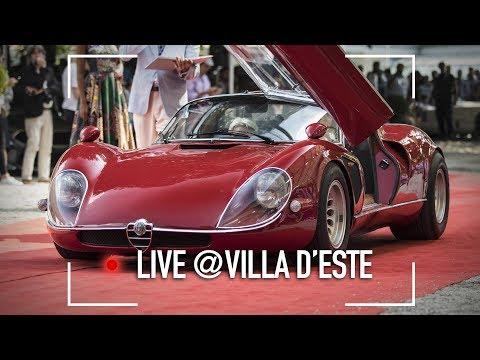 Le 10 auto più belle di Villa d'Este 2018 (secondo noi)