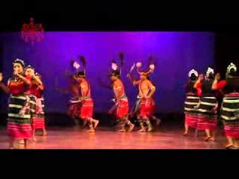 Shim Laam Kabui Dance