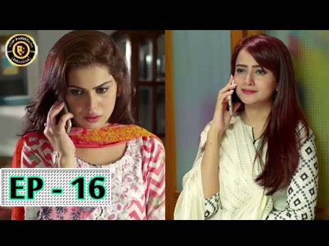 Sun yaara - Episode 16 - 17th April 2017 Junaid Khan & Hira Mani - Top Pakistani Dramas