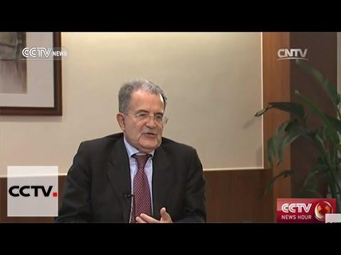 Interview with former Italian PM Romano Prodi