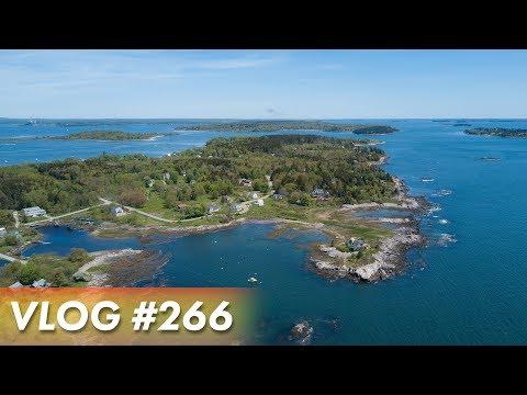 EXPLORING THE ISLAND - Portland, Maine