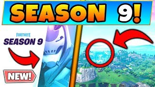 Fortnite SEASON 9 TEASER, FUTURE SKINS, & More! - 8 Clues & Theories in Battle Royale!