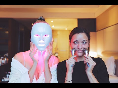 Skincare Routine before Victoria's Secret Fashion Show | Karlie Kloss