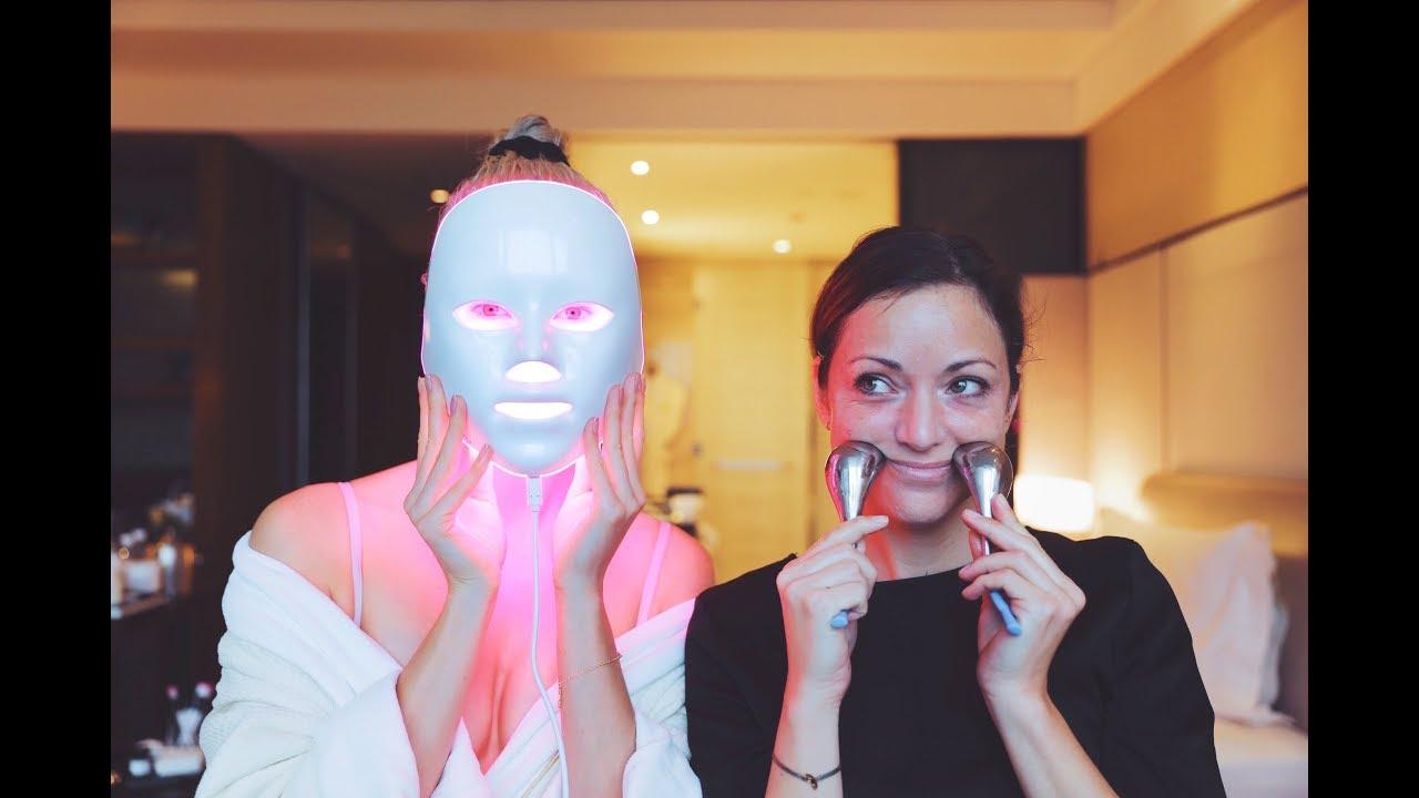 fade06f83c7ee Skincare Routine before Victoria s Secret Fashion Show