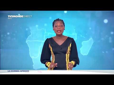 Le Journal Afrique de ce lundi 23 avril 2018 sur TV5MONDE