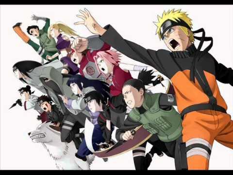 Naruto Shippuuden Movie 3 OST - 35 - Summer Breeze