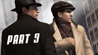 Mafia II Walkthrough Gameplay - Part 9 - Fight Club - Chapter 6 (PC, PS3, XBOX 360)