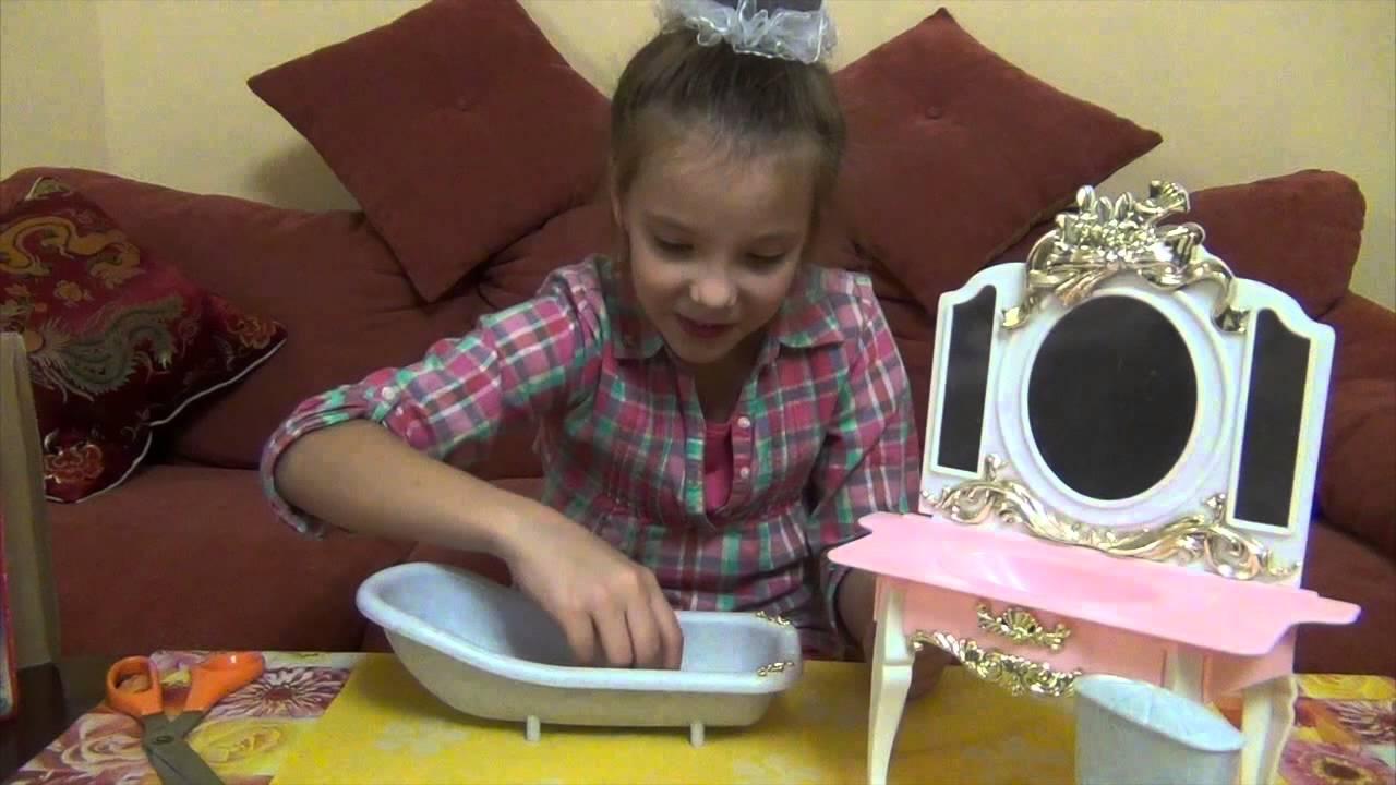 Barbie Dollhouse Plan Furniture Paperback  amazoncom