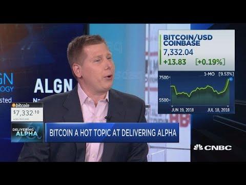 King of crypto Barry Silbert says bitcoin has bottomed