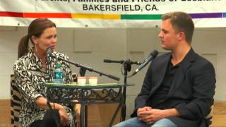 PFLAG Dialog with Mother Belinda Carlisle and Son James Duke Mason