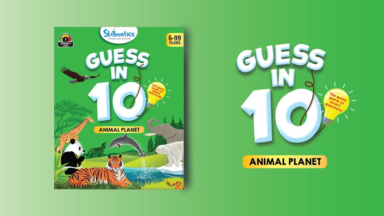 GUESS IN 10 - Animal Planet - YouTube