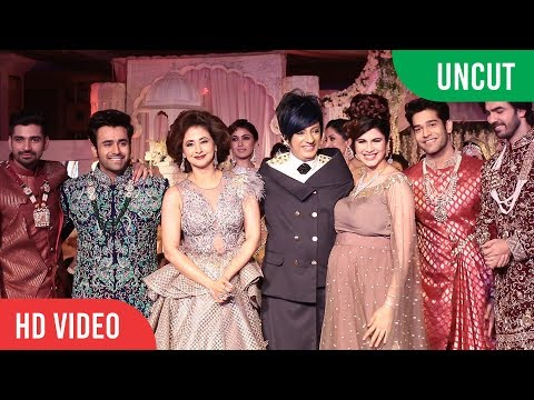 Walking On A Dream 2018 | Urmila Matondkar As Show Stopper For Rohit Verma's New Collection