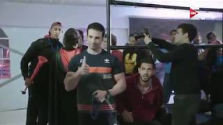 Ninja Warrior: إستعدادات محمود زيدان