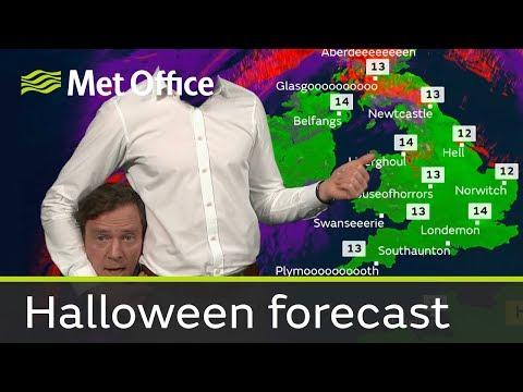 Headless Halloween forecast