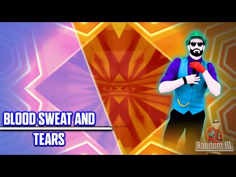 Just Dance 2018 | Blood Sweat and Tears by BTS | Fanmade Mashup