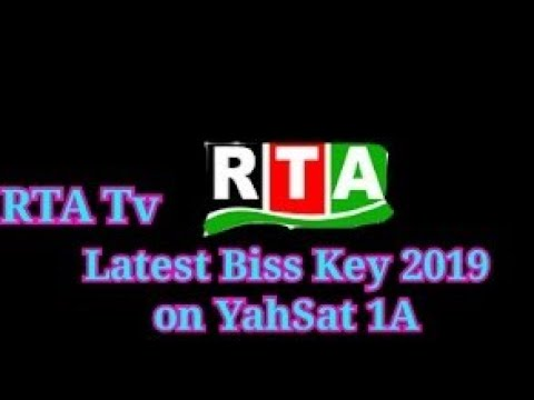 RTA Tv latest Biss Key 2019 on YahSat 1A