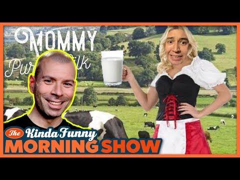 Kevin Coello Photoshop Challenge Winner! (w/Brian Altano) - The Kinda Funny Morning Show 05.16.18