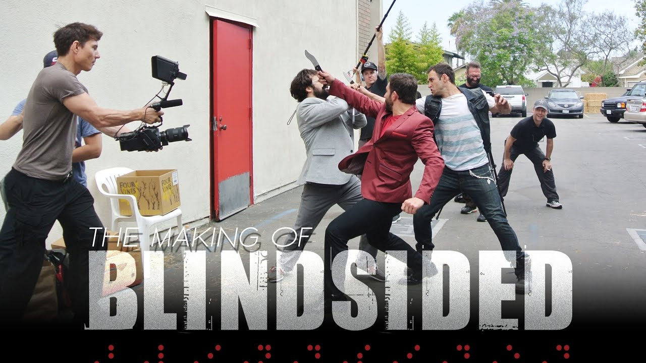Download The Making of Blindsided