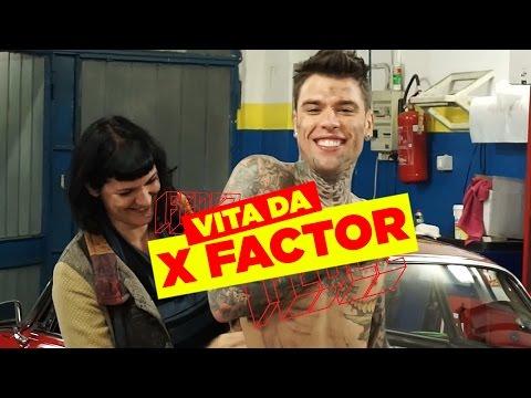 FEDEZ VIDEO DIARY - VITA DA X FACTOR - #01