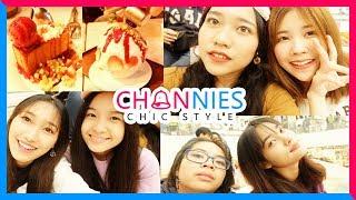 Download Vlog #1 Chonnies มาม่าตะวันแดง & บิงซูสามัคคี in the rain Mp3