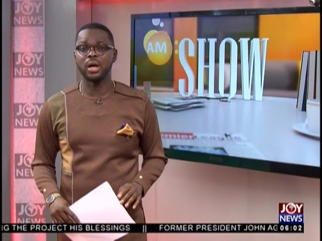 AM Show Intro on JoyNews (14-12-18)