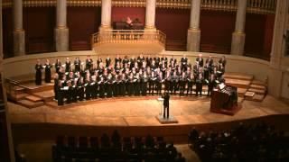 Felix Mendelssohn Bartholdy: Hör mein Bitten, Herr live im Wiener Konzerthaus