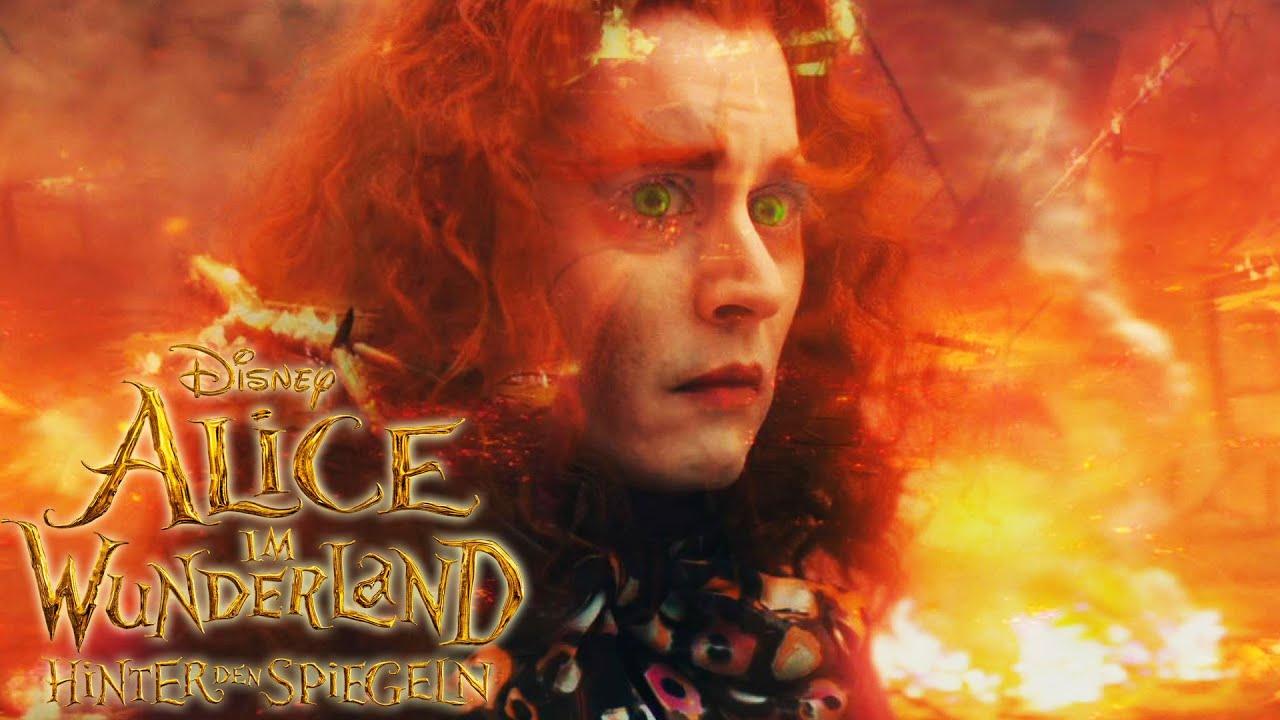 ALICE IM WUNDERLAND: Hinter den Spiegeln - 3. offizieller Trailer - Disney HD
