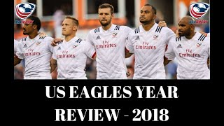 US EAGLES 2018 RUGBY YEAR REVIEW