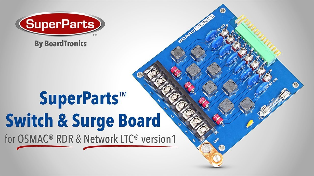 SuperParts Timing Mechanism for Toro Network LTC Version 1