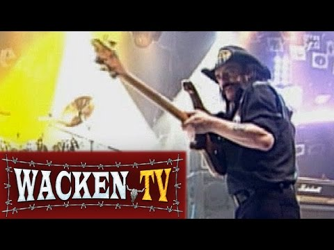 Motörhead - Overkill - Live at Wacken Open Air 2009