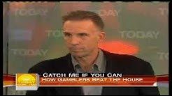 World's Best Poker and Casino Cheat Richard Marcus Performing Cheat Moves on NBC Today Show