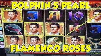 Dolphins Pearl, Flameco Roses JACKPOT - FREISPIELE Novoline, Merkur Magie Online Spielothek HD
