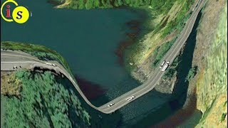 #5 Roads You Would Never Want to Drive On !! Dangerous Roads In The World !! INFORMATION SIDE