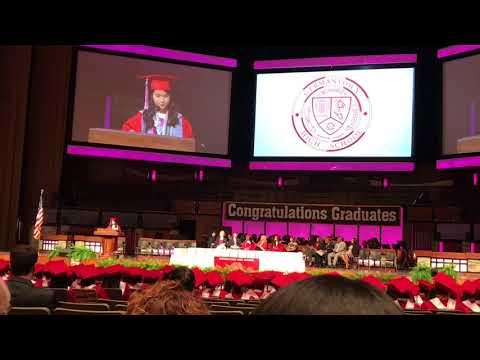 1bef7bbd3e 2018 Germantown High Valedictorian Speech. 2018 Germantown High  Valedictorian Speech. Plano Senior High School Graduation - Karen Chen -  Valedictorian