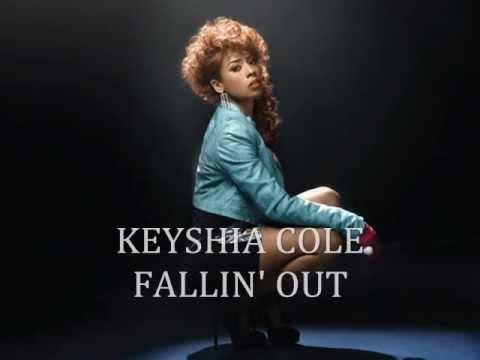 Keyshia Cole - Fallin' Out (Lyrics on Screen) - YouTube