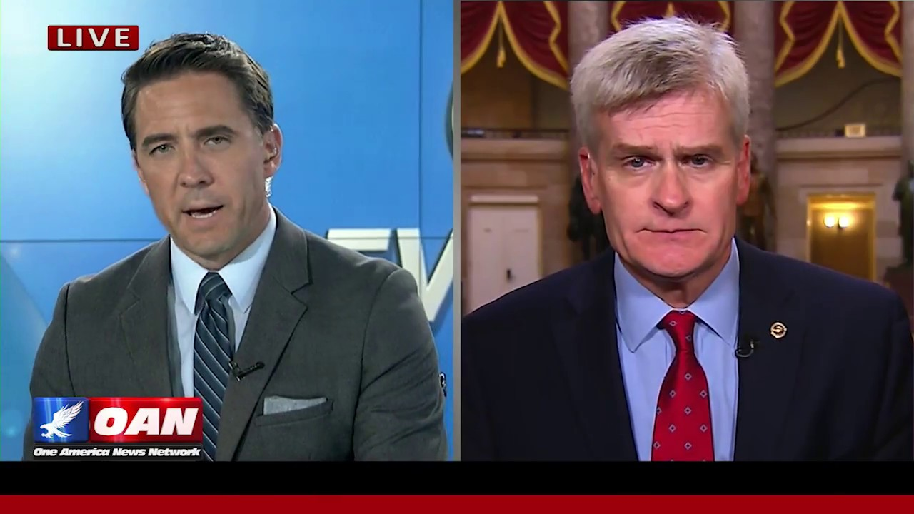 OAN Exclusive Interview: Sen. Bill Cassidy (R-LA) Speaks on Dem Efforts to Delay Kavanaugh